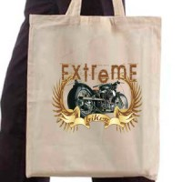 Shopping bag Extreme Biker