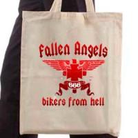 Shopping bag Fallen Angels
