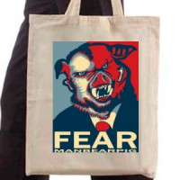 Shopping bag Fear