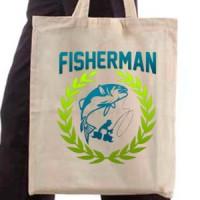 Shopping bag Fisherman