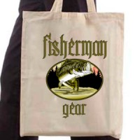 Shopping bag Fisherman Gear