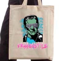 Shopping bag Frankenstyle