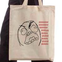 Shopping bag Fuuu