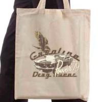Shopping bag Gasoline Power