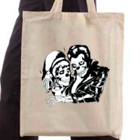 Shopping bag Grease | Love | Skeleton
