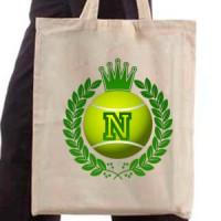 Shopping bag Green King Nole