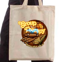 Shopping bag Grouptherapy