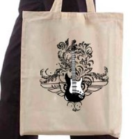 Shopping bag Guitar