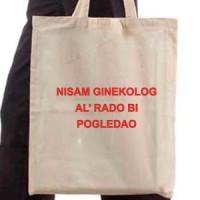 Shopping bag Gynecologist