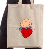 Shopping bag Happy Birthday