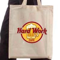 Shopping bag Hard Work