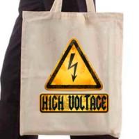Shopping bag High Voltage