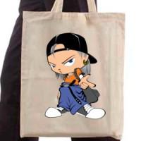 Shopping bag Hip Hop Girl