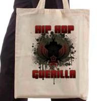 Shopping bag Hip Hop Guerilla