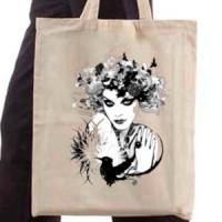 Shopping bag Hummingbird