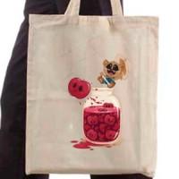 Shopping bag I Got The Cherry