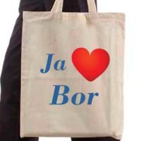Shopping bag I Love Pine