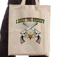 Shopping bag I Shot The Sheriff
