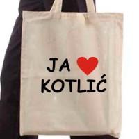 Shopping bag I love pot