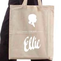Shopping bag I'm your Ellie