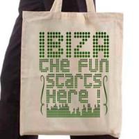 Shopping bag Ibiza Fun