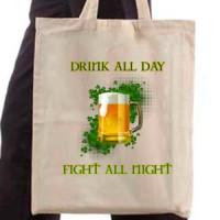Shopping bag Irish Beer