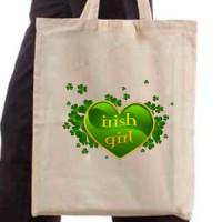 Shopping bag Irish Girl