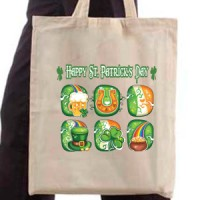 Shopping bag Irish St. Patrick's Day
