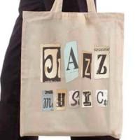 Shopping bag Jazz Music