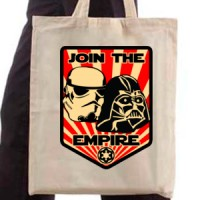 Shopping bag Join The Empire