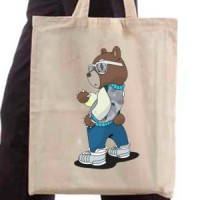 Shopping bag Kanye West Bear
