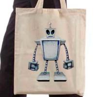 Shopping bag Killer Robot
