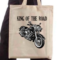 Shopping bag King Of The Road