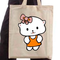 Shopping bag Kitty
