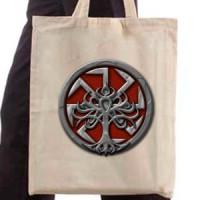 Shopping bag Kolovrat and tree of life