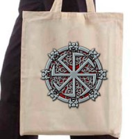 Shopping bag Kolovrat gray