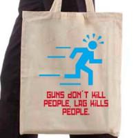 Shopping bag Lag