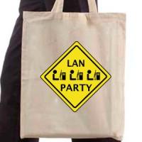 Shopping bag Lan Party