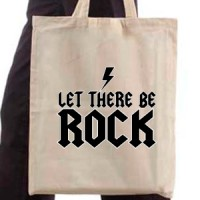 Shopping bag Let There Be Rock