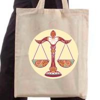 Shopping bag Libra