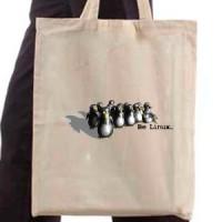 Shopping bag Linux