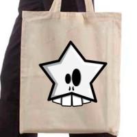 Shopping bag Luda Stars