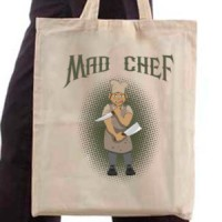 Shopping bag Mad Chef