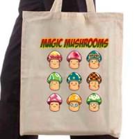 Shopping bag Magic Mushrooms