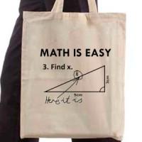 Shopping bag Math