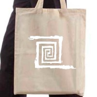 Shopping bag Maze