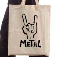 Shopping bag Metal
