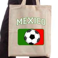 Shopping bag Mexico Football
