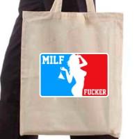 Shopping bag Milf Fucker