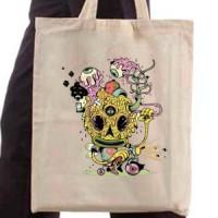 Shopping bag Monster Ride